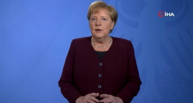 Merkel ulusa seslendi: