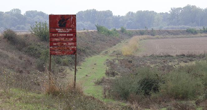 Komşunun insanlık dışı hamlesi sonrası sınır köyü sakinleri endişeli