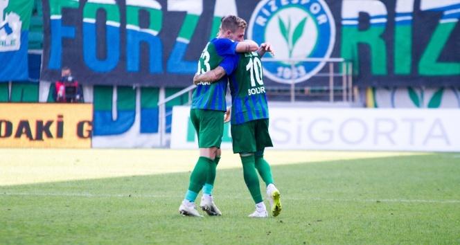 Süper Lig: Çaykur Rizespor: 5 - MKE Ankaragücü: 3