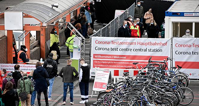 Almanya'nın Kuzey Ren Vestfalya eyaletinde 70 bin kişi karantinaya alındı