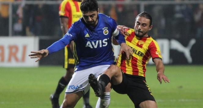 Fenerbahçe'nin Göztepe maçı kadrosu belli oldu