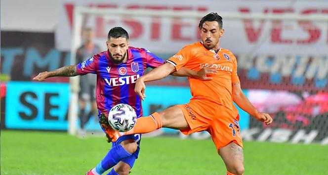 Başakşehir'de sezonun ilk golü İrfan Can'dan
