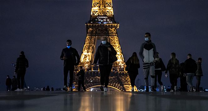 Fransada günlük vaka sayısında yeni rekor