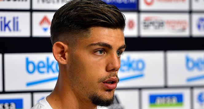 Francisco Montero: 'Beşiktaş'ın teklifini duyunca düşünmeden kabul ettim'