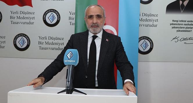 Cumhurbaşkanı Başdanışmanı Topçu: 'Ermenistan'a sosyal, siyasi ve ekonomik yaptırım başlatmaları gerekir'