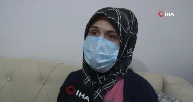 Avcılar'da baltalı saldırıda yaralanan kadın dehşet anlarını anlattı