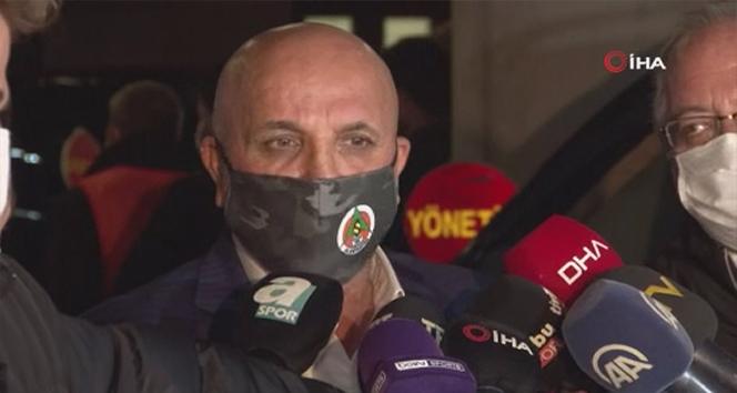 Hasan Çavuşoğlu: 'Galatasaray'dan puan almak kolay değil'