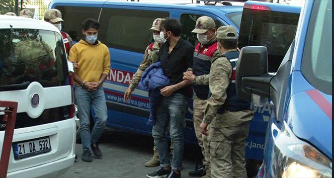 Eylem hazırlığındaki teröristler tutuklandı
