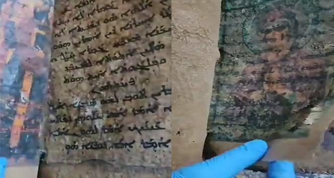 Gaziantep'te 1 milyon dolar değerinde İncil ele geçirildi