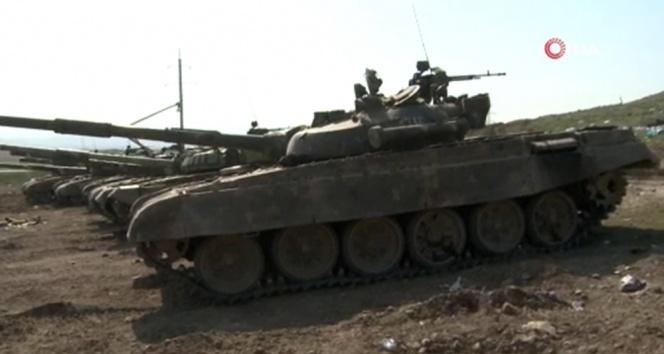 Azerbaycan, Ermenistan işgalindeki topraklarını kurtarmak için yürüttüğü operasyonları sürdürüyor