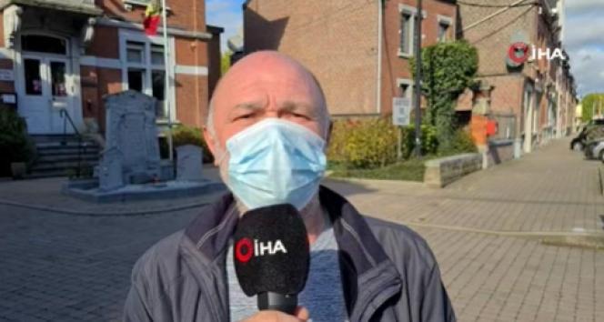 Belçika'da Covid-19 vakalarındaki artış sürüyor