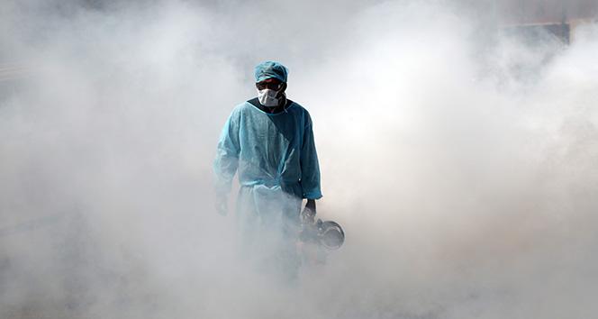 Fransa'da son 24 saatte 33 bin 437 koronavirüs vakası