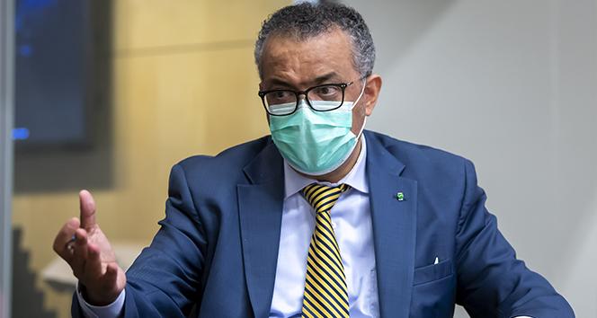 DSÖ: 'Pandemide özellikle kuzey yarımkürede kritik bir noktadayız'