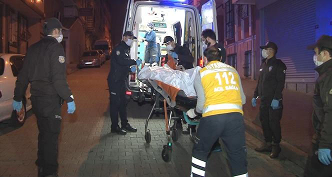 Küçükçekmece'de kadın cinayeti: Tartıştığı karısını defalarca bıçakladı