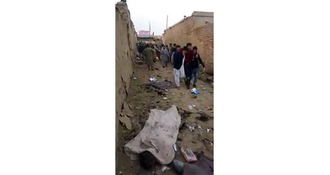 Kabil'de intihar saldırısı: 13 ölü, 30 yaralı