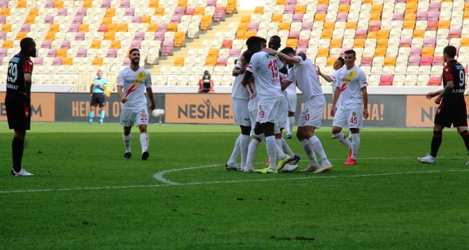 ÖZET İZLE: Y. Malatyaspor Gençlerbirliği Maç Özeti ve Golleri İzle  Malatyaspor Gençlerbirliği Kaç Kaç Bitti