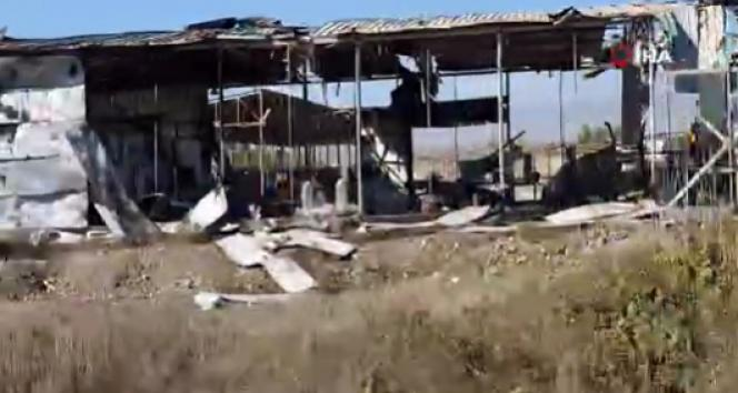 Ermenistan'ın işgalinden kurtarılan Cebrayıl ve Zengilan bölgelerinden yeni görüntüler