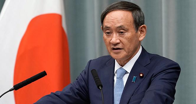 Japonya Başbakanı Suga: 'Koronavirüsün yayılmasını engellerken, ekonomiyi canlandıracağız'