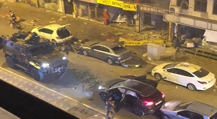 Hatayın İskenderun ilçesinde patlama! Bakan Soylu duyurdu: İki terörist etkisiz hale getirildi