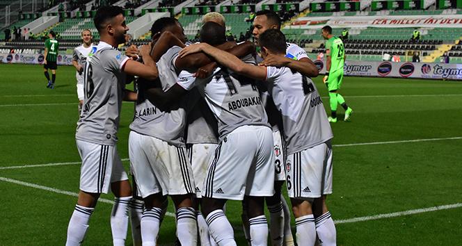 ÖZET İZLE| Denizlispor 2-3 Beşiktaş Maç Özeti ve Golleri İzle