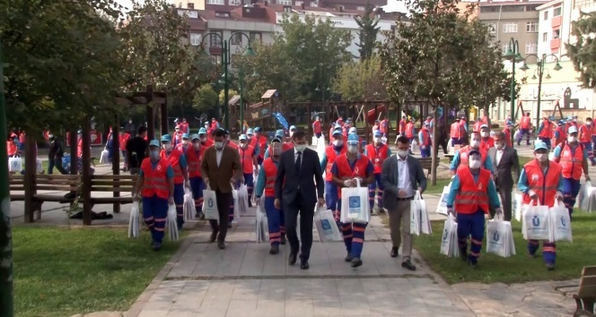 İstanbul'un su seviyesi azaldı, Üsküdar Belediyesi harekete geçti