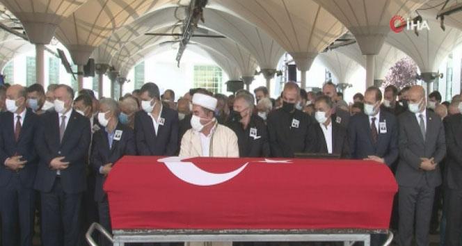 Osman Durmuş son yolcuğuna uğurlandı