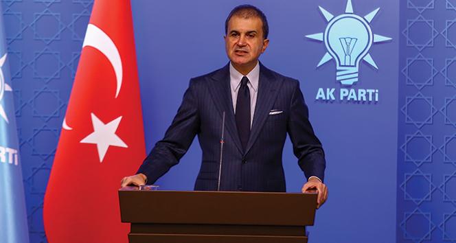 AK Parti Sözcüsü Ömer Çelik'ten önemli açıklamalar!