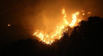 Hataydaki yangın etkisini artırdı