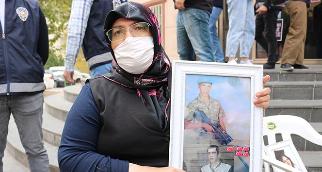 Evlat nöbetindeki ailelerden HDP'li vekil Gergerlioğlu'nun 'insan kaçırma' iddiasına sert tepki