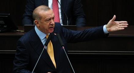 Cumhurbaşkanı Erdoğandan Fransız dergisinin çirkin paylaşımlarına tepki