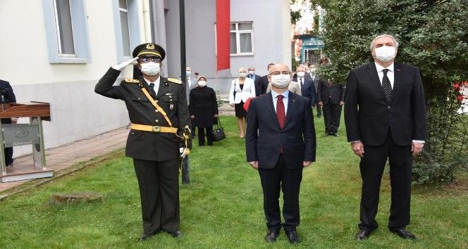 Bozüyük'te 29 Ekim Cumhuriyet Bayramı törenle kutlandı