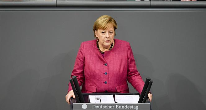 Almanya Başbakanı Merkel, korona salgınına karşı aldıkları önlemleri savundu