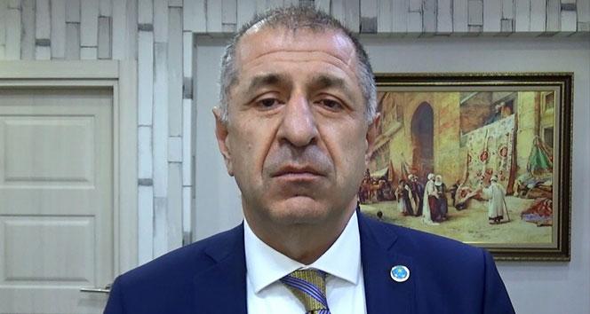 İYİ Parti İstanbul Milletvekili Ümit Özdağ, Disiplin Kurulu'na sevk edildi