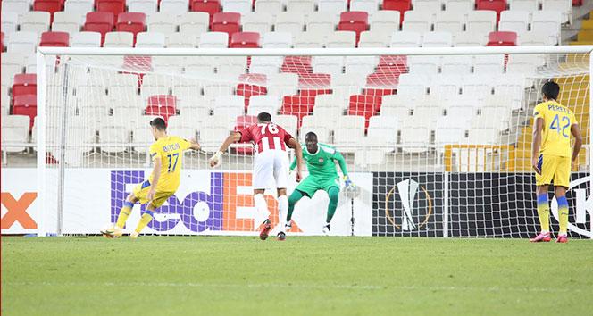 ÖZET İZLE  Sivasspor 1-2 Maccabi Tel-Aviv Maç Özeti ve Golleri İzle