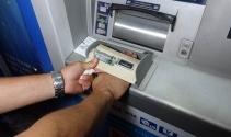 ATM'nin içinde gizli kameralı düzenek ele geçti