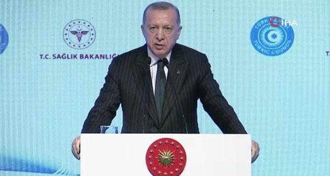 Cumhurbaşkanı Erdoğan: 'Hedefimiz yaraları bir an önce sarmaktır'