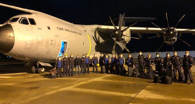 MSB: 'Hava Kuvvetlerimize ait 8 uçağımız, toplamda 14 sorti icra etti'