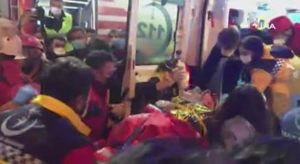 70 yaşındaki vatandaş, depremden 33 saat sonra enkazdan sağ çıkarıldı