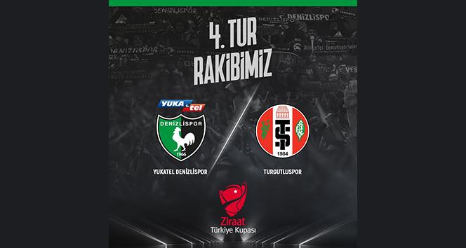 Denizlispor'un kupada 4. Tur rakibi Turgutluspor oldu