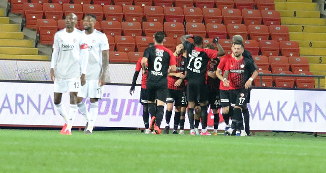 ÖZET İZLE| Gaziantep 3-1 Beşiktaş Maç Özeti ve Golleri İzle