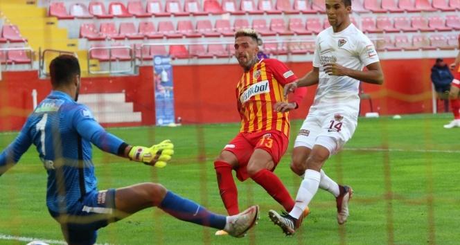 Hes Kablo Kayserispor: 0 - Atakaş Hatayspor: 1 | Maç sonucu