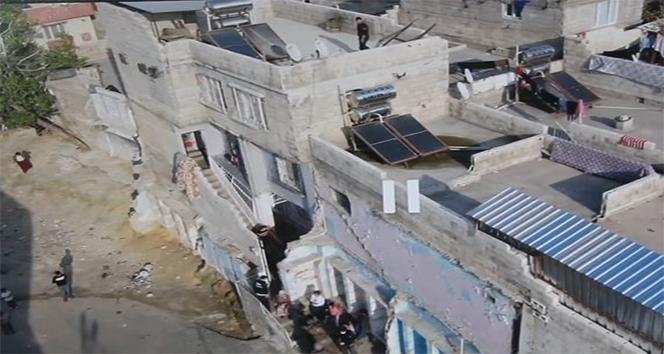 Gaziantep'te film sahnelerini aratmayan uyuşturucu operasyonu