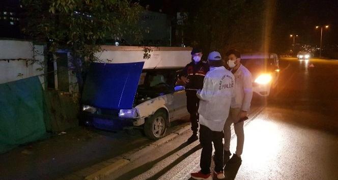 Pişkin Hırsız Çalıntı Araçla Kız Arkadaşlarını Gezdirdi - Karabük