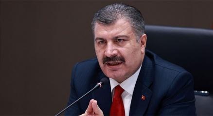 Sağlık Bakanı Koca, yangından etkilenen Antalya ve Muğladaki son durumu paylaştı