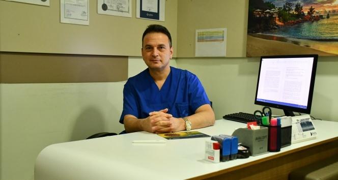 'Karaciğer hemanjiomları her 100 kişiden 5'inde görülebilir'
