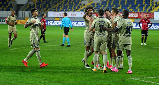 ÖZET İZLE: Gençlerbirliği 1 - 5 Fenerbahçe Maç Özeti ve Golleri İzle  Gençlerbirliği FB Kaç Kaç Bitti