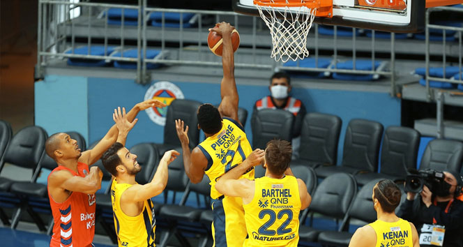 Fenerbahçe Beko: 70 - Bahçeşehir Koleji: 56 | Maç sonucu