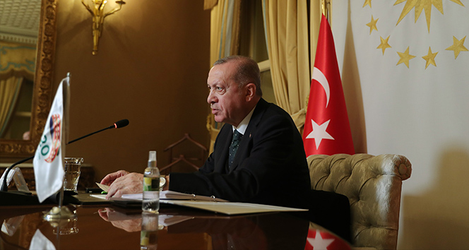 Cumhurbaşkanı Erdoğan: 'DEAŞ'la göğüs göğüse çarpışan tek NATO ülkesiyiz'