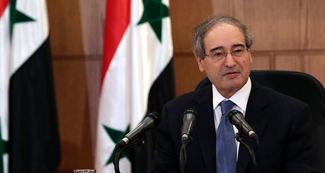 Suriye'nin yeni Dışişleri Bakanı Faisal Mekdad oldu