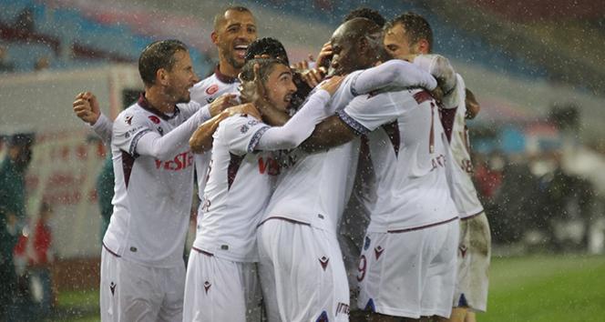 Trabzonspor 1-0 BB Erzurumspor (Maçın özeti)